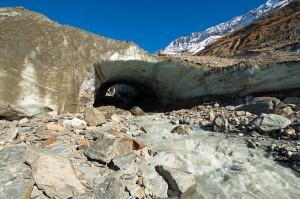 Kam noch am 24. Oktober ins Schwitzen: Langgletscher im Lötschental